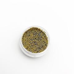 Бульонки пикси золото