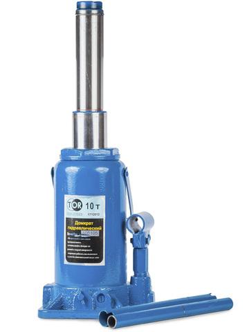 Домкрат гидравлический телескопический TOR ДГТ-10 г/п 10 т, шт