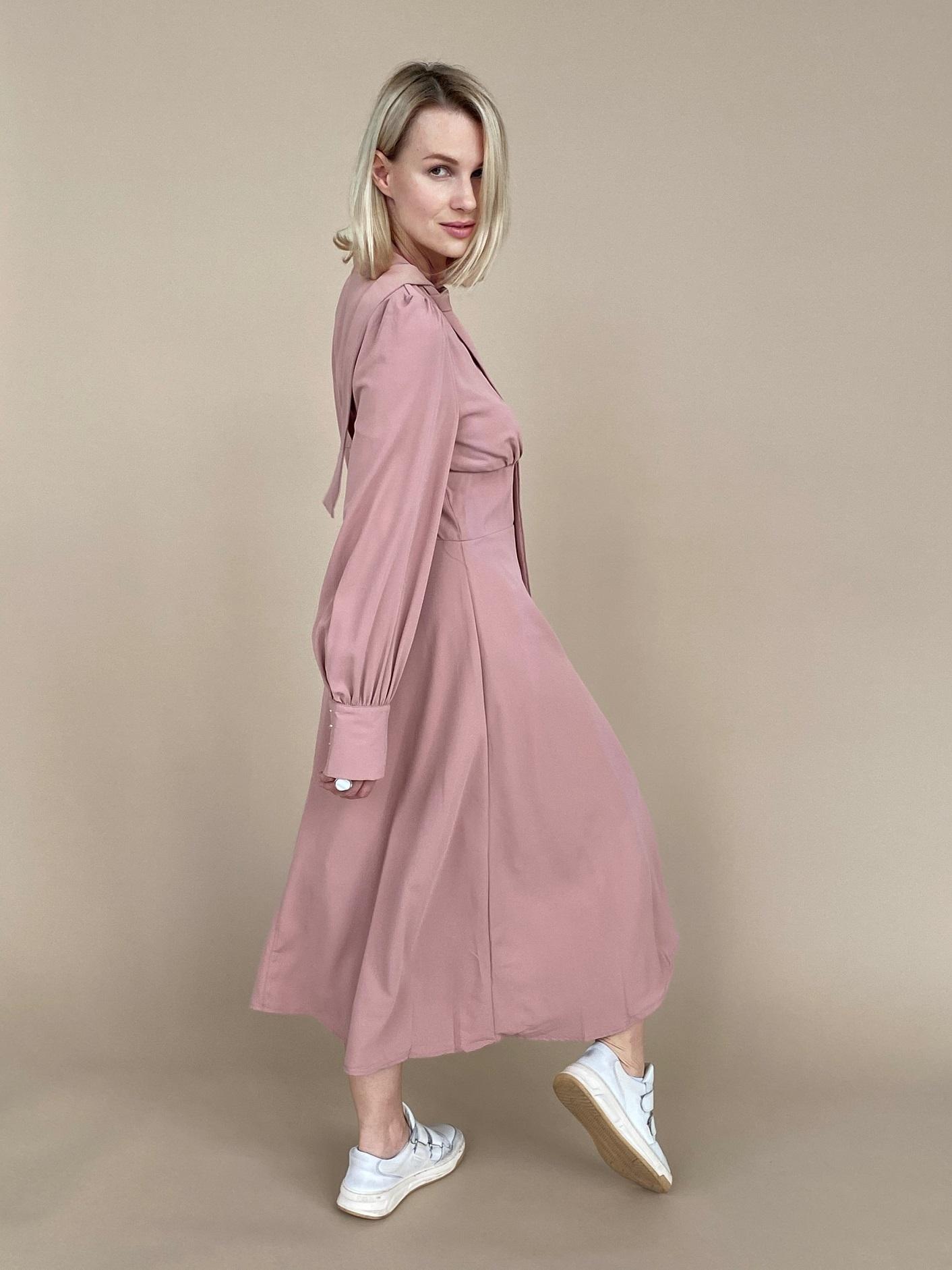 Платье, Ballerina, Deja vu (розовый)
