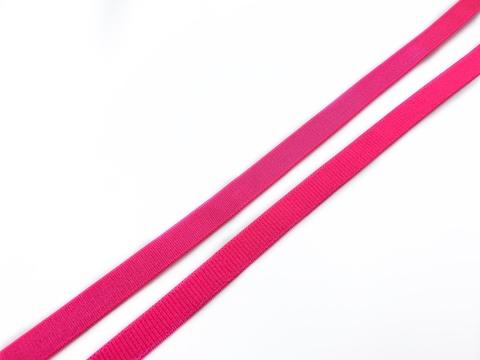 Резинка бретелечная розовый неон 10 мм