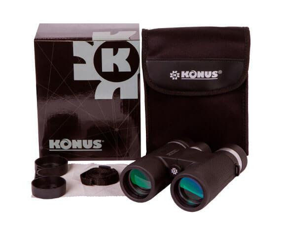Бинокль Konus Woodland 10x42 - фото 6