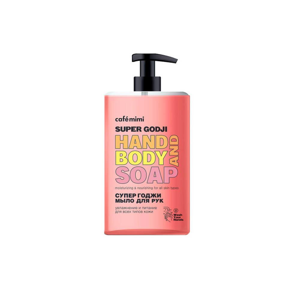 Мыло жидкое для рук Супер Годжи