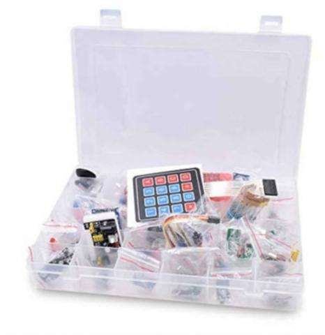 Набор из 51 датчика для Arduino