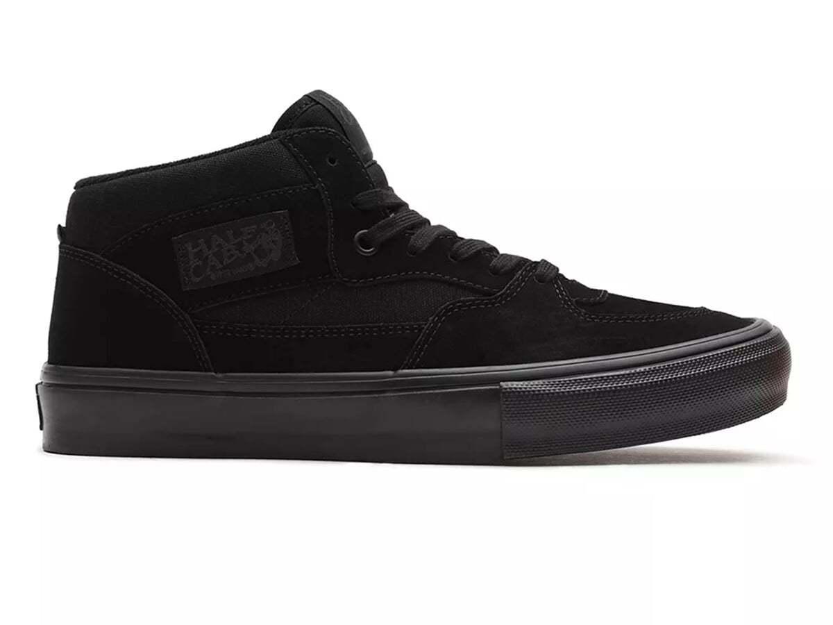 Кеды VANS Skate Half Cab Чёрные