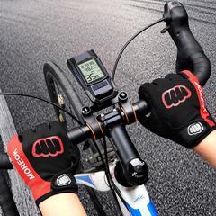 3 в 1 Вело-компьютер, Велосипедный фонарь с сигналом