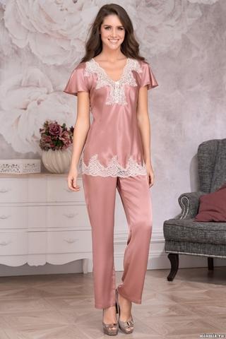 Комплект с брюками Mia-Amore MARILIN DELUXE Мэрилин Делюкс 3446