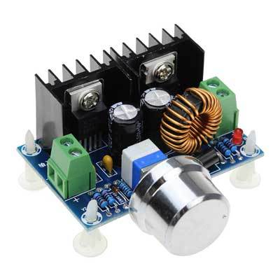 Модуль RP090. Преобразователь понижающий DC-DC XH-M401