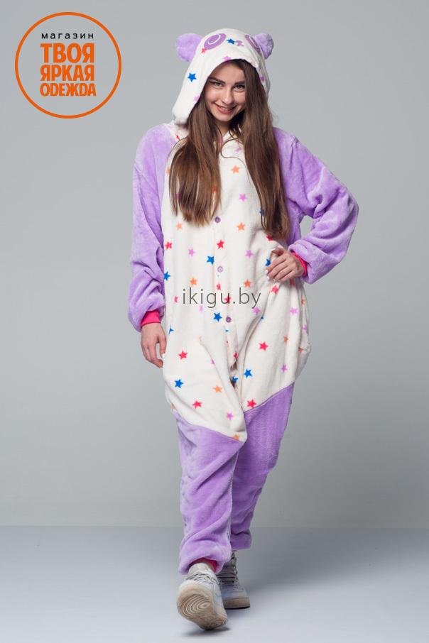 Пижамы кигуруми Панда Star pandastar3.jpg