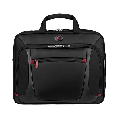 Портфель для ноутбука Wenger (600643) 15'', черный, 40x15x33 см, 9 л