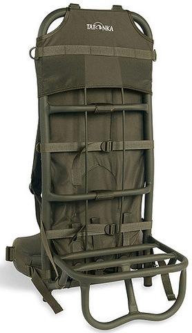 Картинка рюкзак туристический Tatonka Lastenkraxe Olive - 1