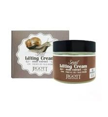 Jigott - антивозрастной крем с муцином улитки