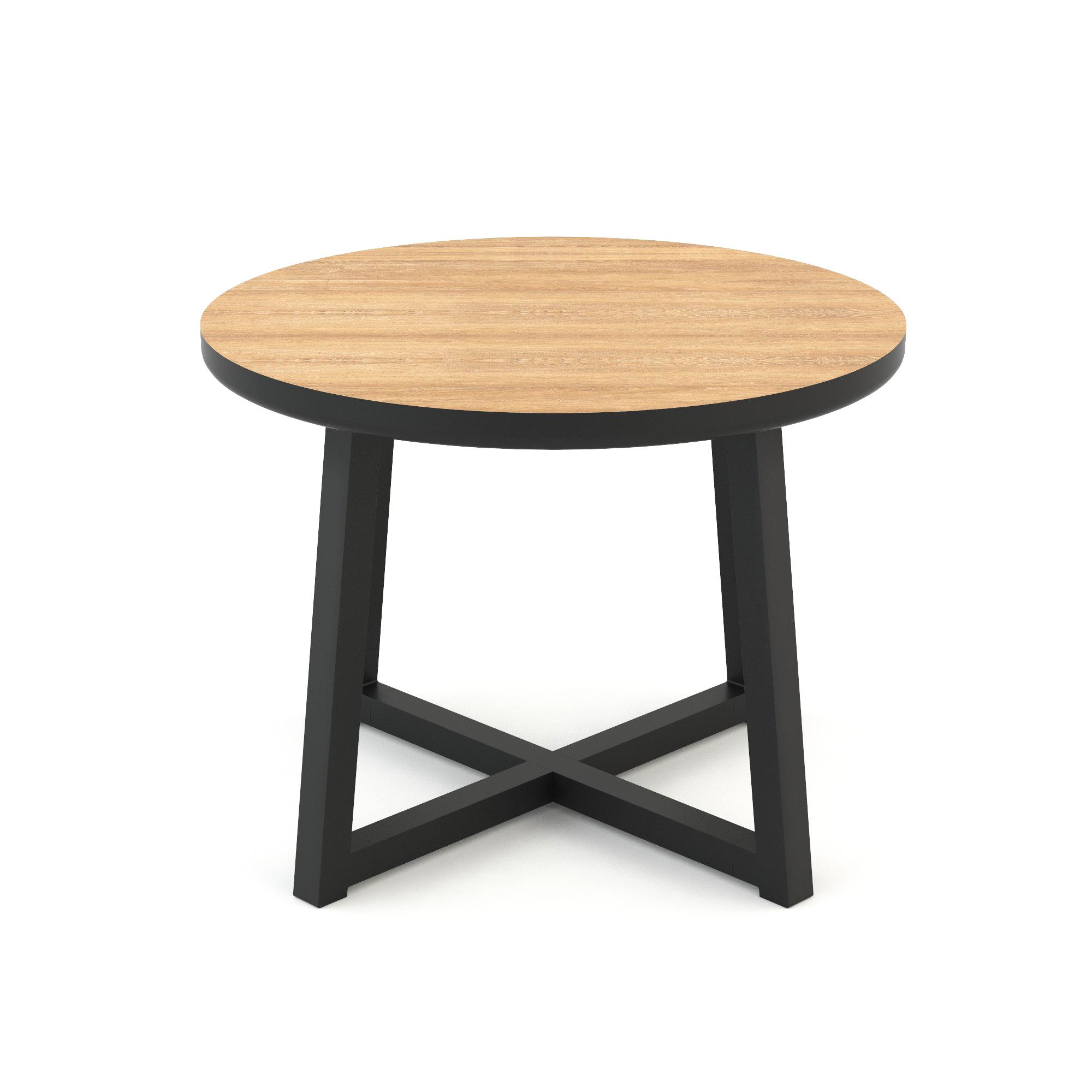 Стол Anders Ø100 (140) - вид 1