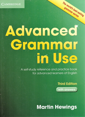 Advanced Grammar in Use (Third Edition) + Answers