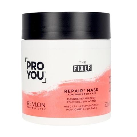 REVLON ProYou Fixer: Восстанавливающая маска для поврежденных волос (Repair Mask for damaged hair), 500мл