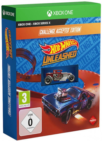 Hot Wheels Unleashed. Challenge Accepted Edition (Xbox, русские субтитры)