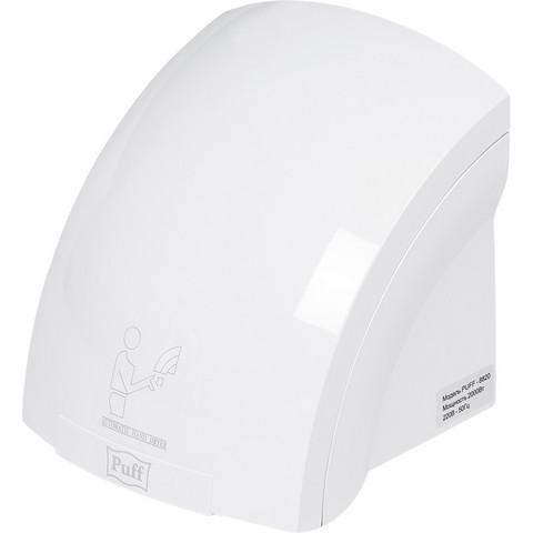 Сушилка для рук электрическая Puff-8820 сенсорная белая