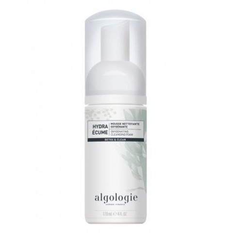 Algologie Препараты для очищения лица: Пенка для лица очищающая кислородная (Oxygenating Cleansing Foam), 120мл
