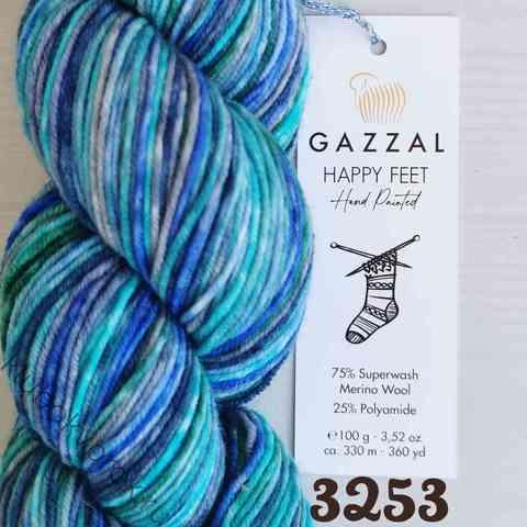GAZZAL HAPPY FEET 3253,