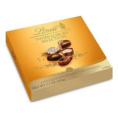 Şokolad \ Шоколад \ Chocolate Lindt Luxury 145 q (qutu)