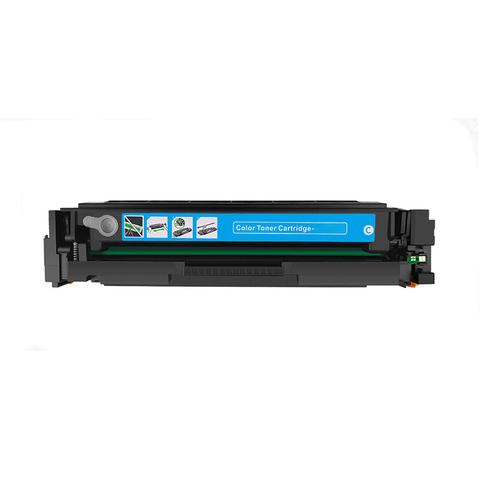 Совместимый картридж W2411A - 216A голубой для Hewlett Packard LJ PC M182/M183 (850 стр) без чипа!