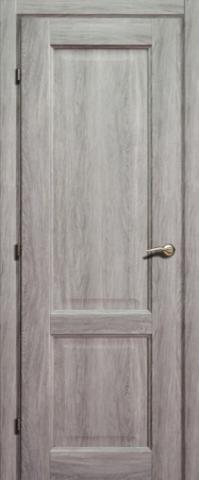 Дверь ДГ 6323 (дуб пепельный, глухая CPL), фабрика Краснодеревщик
