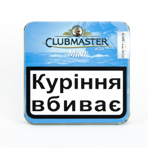 Сигары Clubmaster Mini Superior Blue