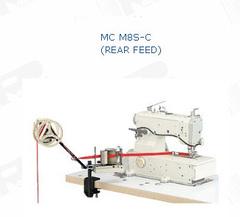 Фото: Устройство  для боковой подачи тесьмы, с размотчиком, в сборе. С подачей с обратной стороны. MC M8S-C
