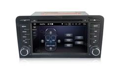 Магнитола для AUDI A3/S3/RS3  2003-2011 Android 9.0 2/16GB IPS DSP модель MKD-A789-P30