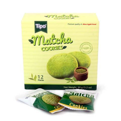 Печенье с Матча Tipo COOKIES  - 90 гр.