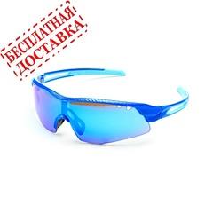 Очки солнцезащитные 2K S-15002-G (синий глянец / синий revo)