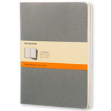 Блокнот Moleskine Cahier XLarge серый (CH321)