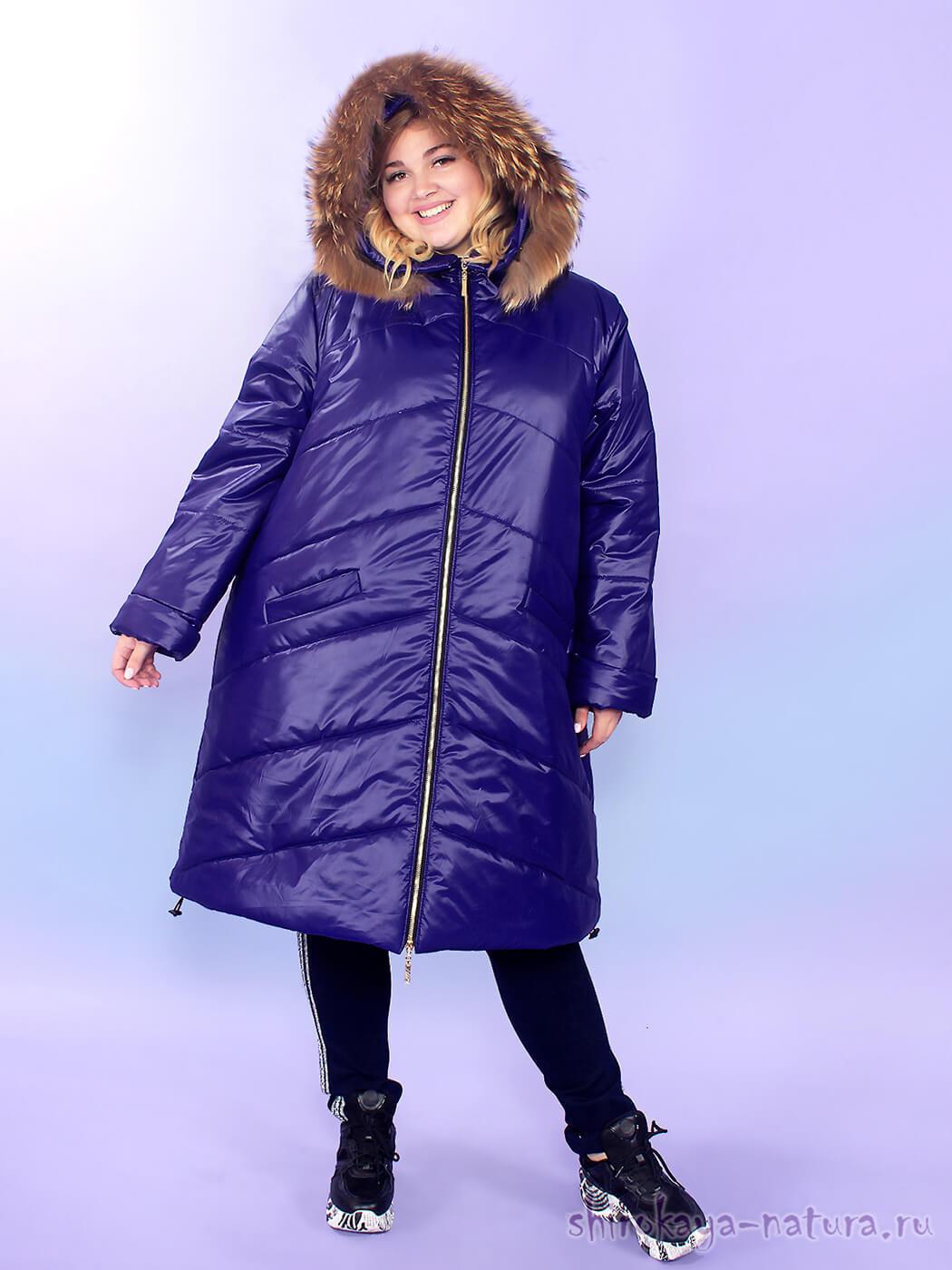 Зимнее пальто Чароит