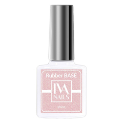 Rubber Base Shine №5, IVA NAILS, 8мл.