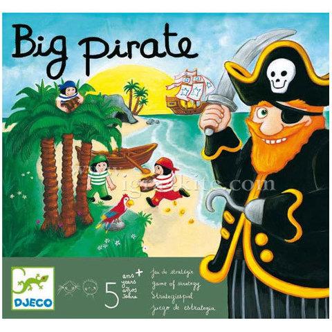 Djeco. Настольная игра Большой пират