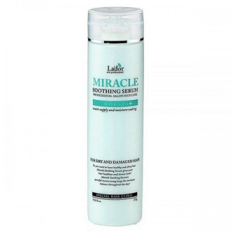 La'Dor Miracle Soothing Serum сыворотка для сухих и поврежденных волос с термозащитой