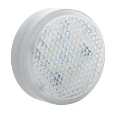 Светодиодный светильник ЖКХ с аварийным блоком питания ЛУЧ-220-С БАП