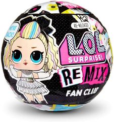 Кукла L.O.L. Surprise! Remix Fan Club