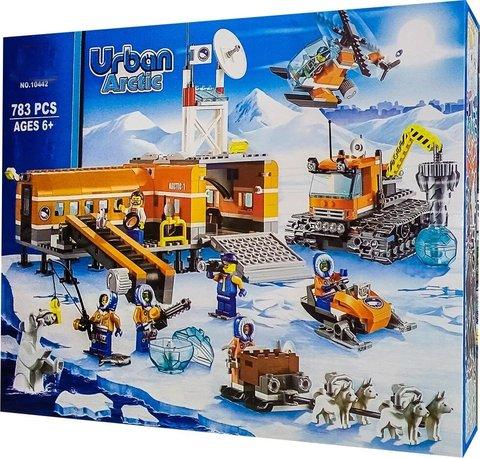 Конструктор 10442 Арктическая база