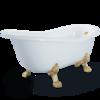 Ванна Migliore Bella 1700x800cm.   H-640cm V-250l