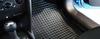 """Резиновые коврики """"Сетка"""" для S-Class W221 Long (2005-2013)"""