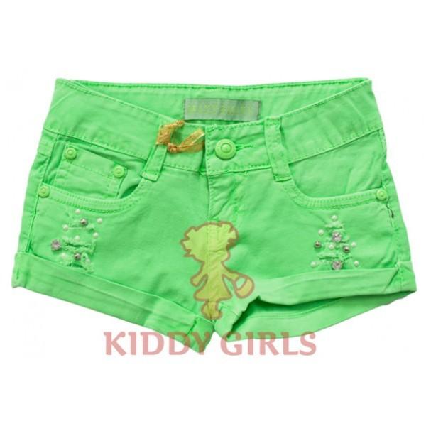 Шорты для девочки Colour & Summer Many&Many, xf-012 (100-130)