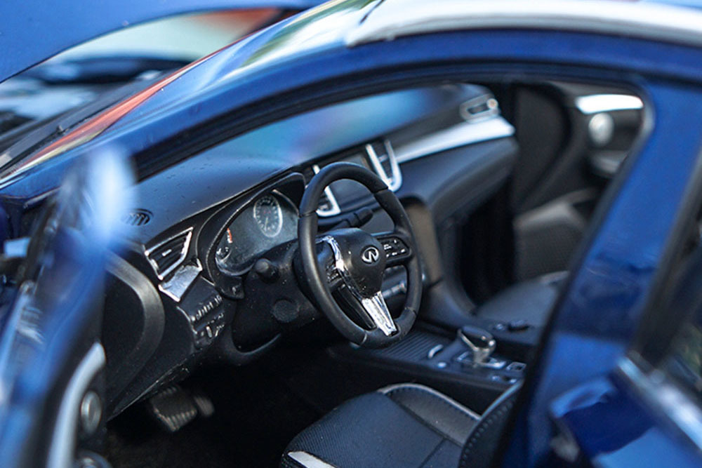 Коллекционная модель INFINITI QX50 II 2019 BLUE