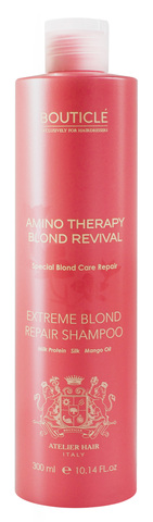 Bouticle Extreme Blond Repair Shampoo 300 мл