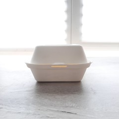 Коробка для бенто-торта 16х16х8см. (дно 10см) 1шт.