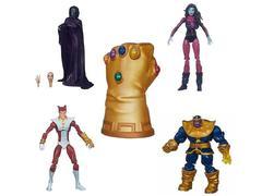 Exclusive Marvel Universe Infinity Gauntlet Set