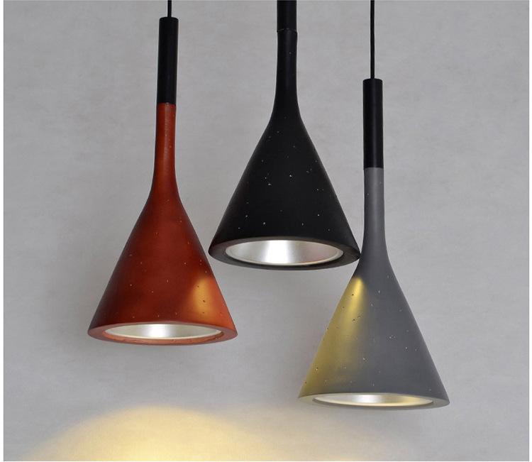 Подвесной светильник копия Aplomb by Foscarini (коричневый)