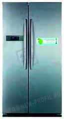 Уплотнитель для холодильник Leran HC-698 WEN Side by Side (широкая камера).Размер 159,5*45 см  Профиль 021
