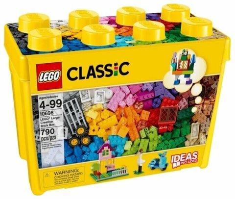 Конструктор LEGO Classic 10698 Большая коробка творческих кирпичиков