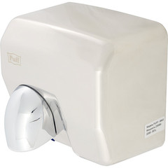 Сушилка для рук электрическая Puff-8843 сенсорная хром