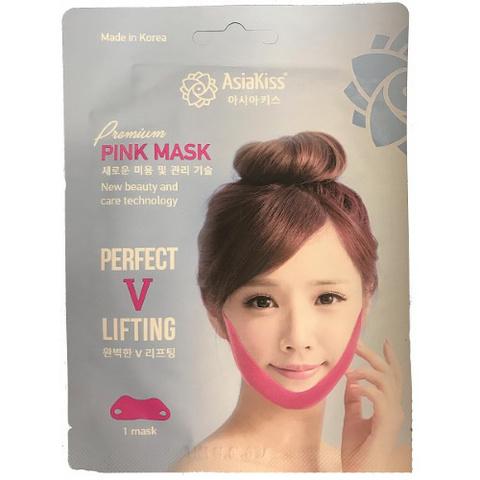 Корректирующая лифтинг-маска AsiaKiss против второго подбородка 15 гр